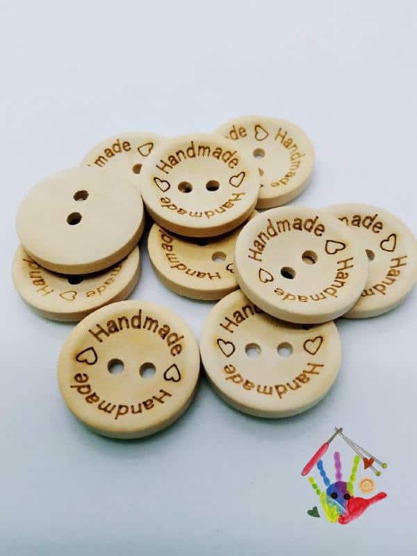 Гудзики Handmade