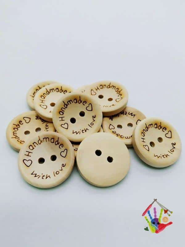 Гудзики Handmade with love